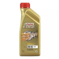 Castrol 嘉实多 EDGE 极护钛流体 0W-40 A3/B4 SN 全合成机油 1L *9件