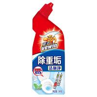 威王(WEKING)除重垢洁厕净组合装500g*2瓶