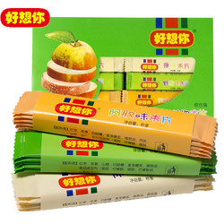 好想你红枣枣片360克新郑红枣片100片3口味即食零食特产休闲零食