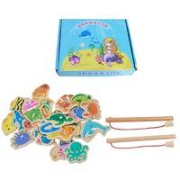 DALA 达拉 儿童钓鱼玩具 28鱼+2杆 盒装