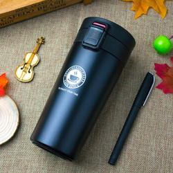 304不锈钢保温杯真空咖啡杯380ml