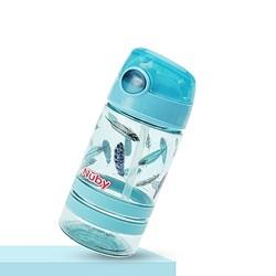 Nuby 努比 Tritan系列 儿童吸管杯 350ml