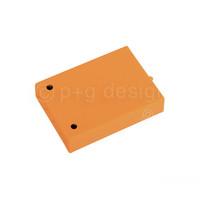 p+g design Pakun 硅胶防水零钱包/硬币包/钥匙包 多色可选 GMC-PAK-01