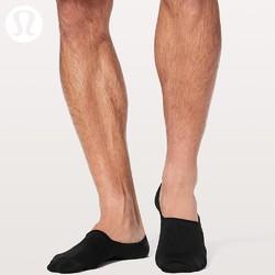 lululemon丨No Sock Sock 男士无痕运动袜LM9598S