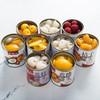 果家人水果罐头混合整箱黄桃荔枝枇杷龙眼菠萝杨梅橘子椰果梨4罐 19.9元(需用券)