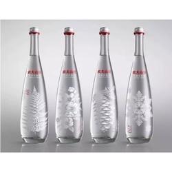 临期品 : 农夫山泉 天然矿泉水 玻璃瓶 750ml* 8瓶