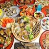 吉拉多生蚝领衔!海鲜刺身牛排畅吃!上海康桥万豪酒店 海鲜鱼市主题自助晚餐 178元/位