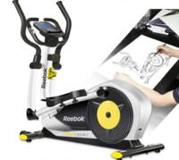 Reebok 锐步 椭圆机家用静音磁控太空漫步机 GX40
