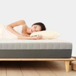 8H TF 亚麻自然深睡床垫 120*200*22cm