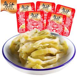 乌江 涪陵榨菜丝 小包装 15g*90袋 *2件