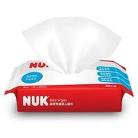 NUK 超厚特柔 婴儿湿巾 80片 *17件