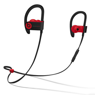 Beats Powerbeats3 by Dr. Dre Wireless 入耳式耳机 - 桀骜黑红