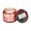 VOLUSPA JAPONICA系列 小浮雕玻璃杯 香薰蜡烛 90g 88元包邮