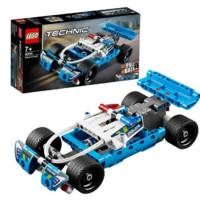 LEGO 乐高 Technic 机械组系列 42091 警察大追击