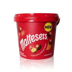 Maltesers 麦提莎 超纯麦丽素夹心巧克力桶 465g*2桶