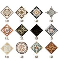 伊娃 瓷砖对角贴 地板贴21个