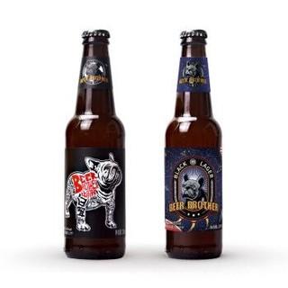 比尔兄弟精酿啤酒国产精酿无所畏小麦3瓶+空间站黑色拉格3瓶混合装330mlx6瓶 *3件