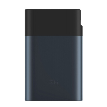 ZMI 紫米 无线路由器、 (4G、黑色、10000毫安、MF855、10000毫安)