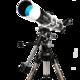 CELESTRON 星特朗 80DX 天文望远镜 含单反转接环 542元包邮(多重优惠)