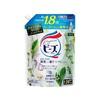 KAO 花王 含柔顺剂洗衣液 青草香 1.26kg