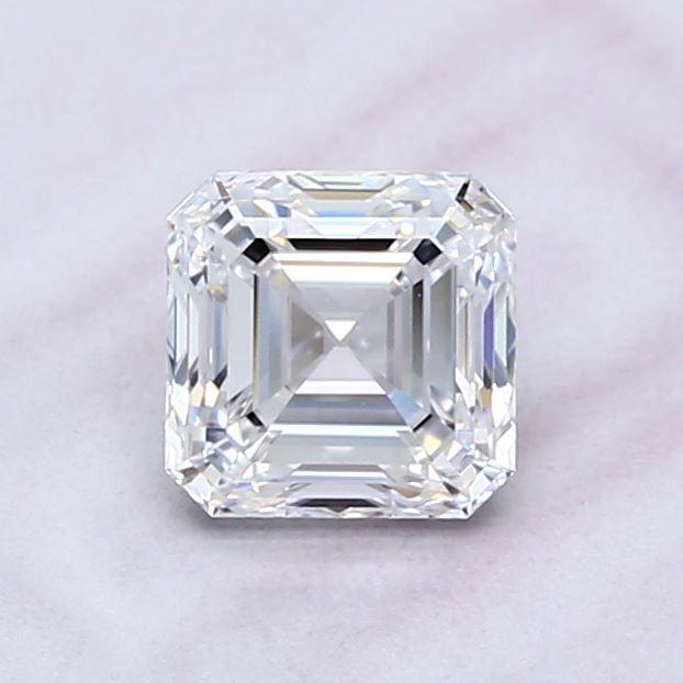 Blue Nile 1.06克拉上方丁形钻石(成色E,切割VG,净度VS1)