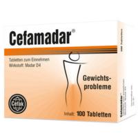 Cefamadar 顺势疗法抑食片 100粒