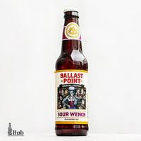 BallastPoint 巴乐丝平 精酿啤酒 (醋意少妇、瓶装、黑莓、柏林酸小麦、15.45°P、7.0% vol、355ml*6瓶)