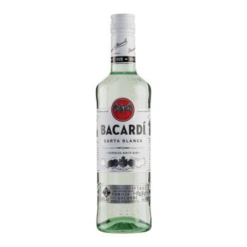 Bacardi 百加得 白朗姆酒 500ml *6件