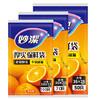 MIAOJIE 妙洁 1020 保鲜袋食品袋厚实抽取式 大中小号3件组合装220只