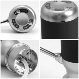 拜杰(Baijie)桶装水抽水器电动压水器上水器无线蓄电压水器自动吸水器饮水器抽水器桶装水压水器 DCX-002
