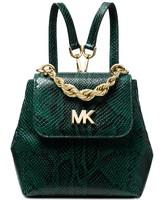MICHAEL KORS 迈克·科尔斯 Mott Chain Python 女士双肩包