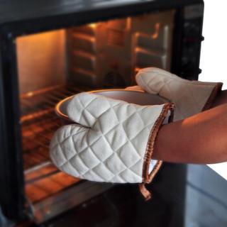 千团精工 烤炉烤箱用手套(2只)
