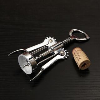 手工之家直头酒刀红酒开瓶器啤酒开瓶器防止木塞断裂