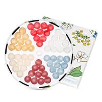 六花亭 北海道糖果 (60g、6种口味、盒装)