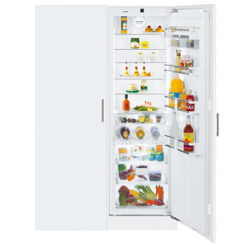 利勃海尔LIEBHERR 593升嵌入式对开门冰箱 德国原装进口 SBS70I4