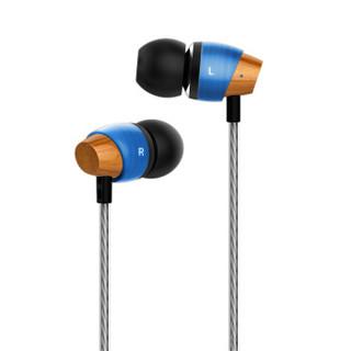 Astrotec 阿思翠 AM800 Hifi魔音耳塞 (通用、动圈、入耳式、蓝色)