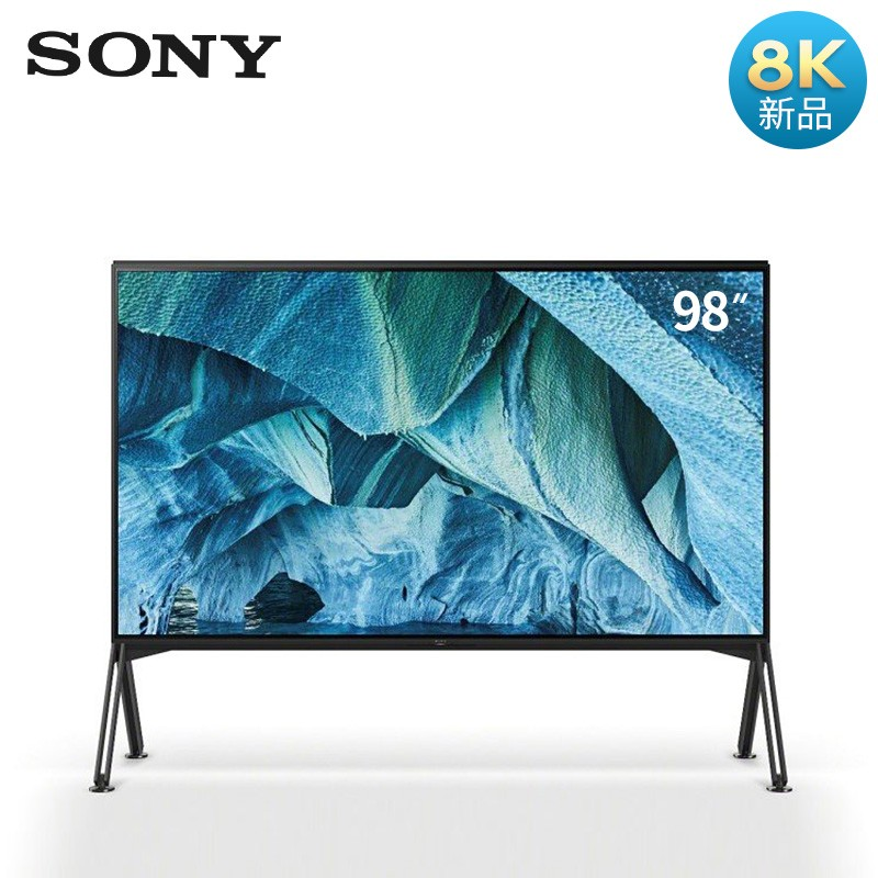 Sony 索尼 KD-98Z9G 8K 液晶电视 98英寸