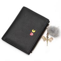 CROCODILEGLOVES 鳄鱼恤 女士 大钞夹 钱包手拿包16875004-01 黑色