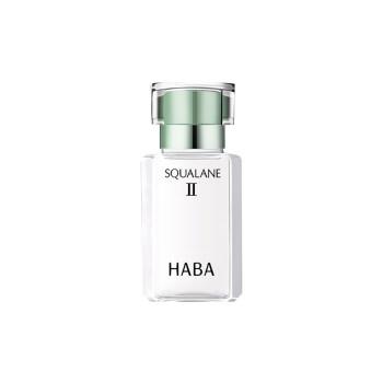 HABA 鲨烷精纯美容油2号 15ml