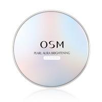 OSM 欧诗漫 保湿遮瑕气垫 15g*2件装
