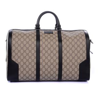 GUCCI 古驰 406380 KHN7N 行李手提包 咖啡色