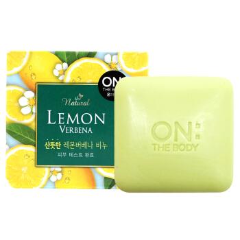 ON THE BODY 安宝笛 柠檬清爽洁肤皂 90g