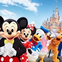 门票特惠:大好春光尽兴游!上海迪士尼乐园 双次入园门票