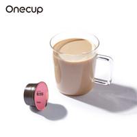 Onecup 胶囊咖啡机 智能饮品机 奶茶胶囊 锡兰奶茶10颗装