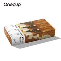 Onecup 胶囊咖啡机 智能饮品机 咖啡胶囊 豆奶拿铁30颗装