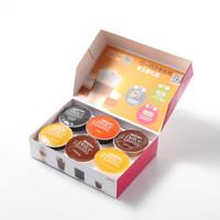 雀巢多趣酷思(Nescafe Dolce Gusto)胶囊试用装六颗装