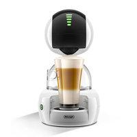 雀巢多趣酷思(Nescafe Dolce Gusto)胶囊咖啡机 家用 全自动 花式 奶泡 Stelia白色