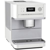 美诺(MIELE)CM6110  C LOWE 全自动咖啡机 晶钻白