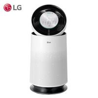 LG空气净化器AS60GDWP2家用除雾霾除pm2.5除甲醛除过敏原 360度高效净化 原装进口