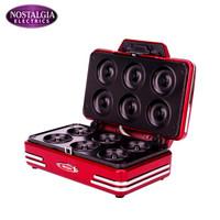 诺思得其(Nostalgia Electrics)家用蛋糕机 甜甜圈机 RMDM800